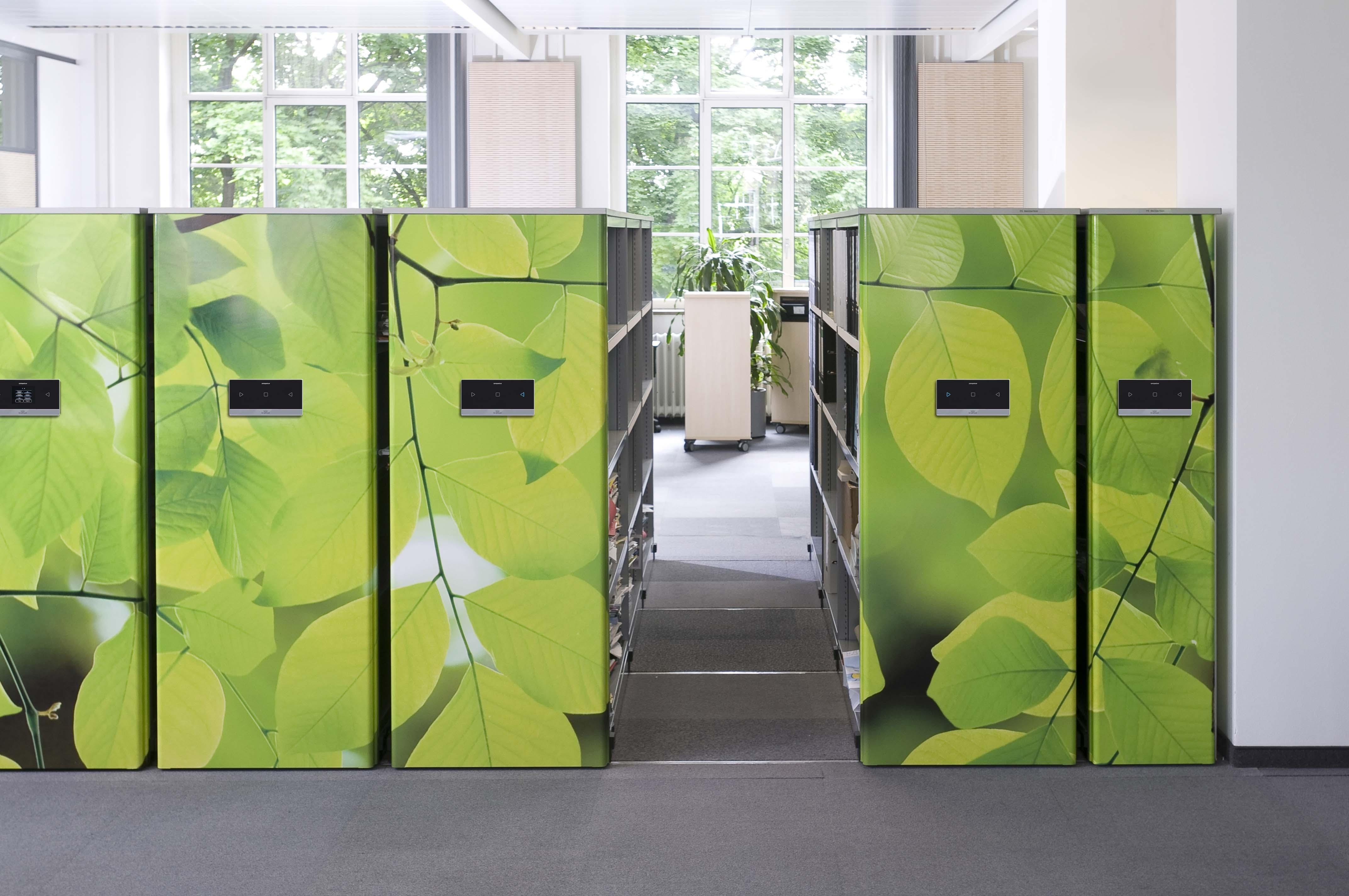 scaffalature per uffici - archivi