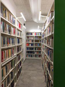 scaffalature per biblioteche compattabili