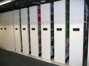 scaffalature per archivio