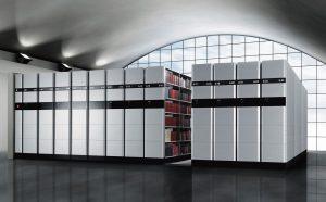 scaffalature per archivio Bruynzeel