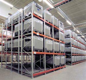 magazzini dinamici industriali
